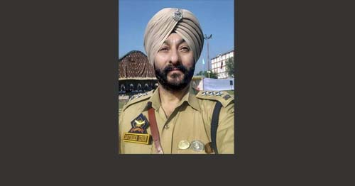 NIA raids in several places the Davinder Singh case