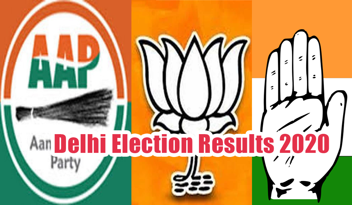Delhi, Election, Results