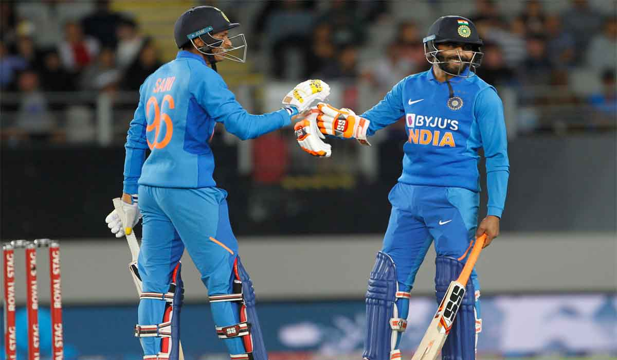 India VS New Zealand, 2nd Match