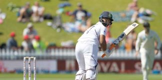 India Vs New Zealand, 1st Test Match