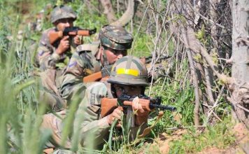 Big Attempt To Infiltrate Kashmir Failed