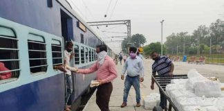 Two Trains Carrying Bihar Residents Leave