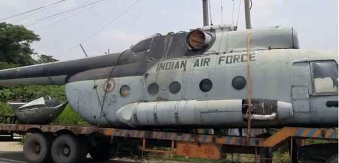 Indian Air Force Helicopter Sachkahoon